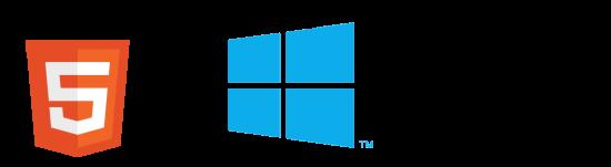 HTML + Windows = BFF