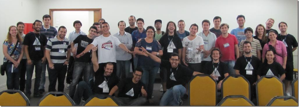 Participantes Lambda Day SP