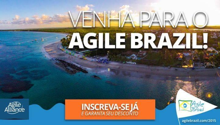 Agile Brazil 2015 – Venha nos conhecer!