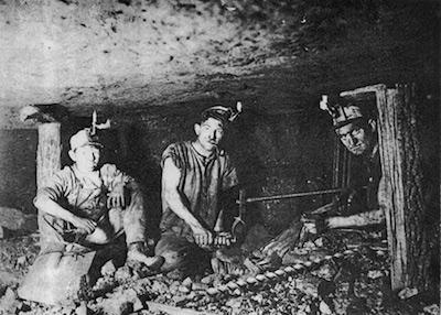 Jackson Walker mine