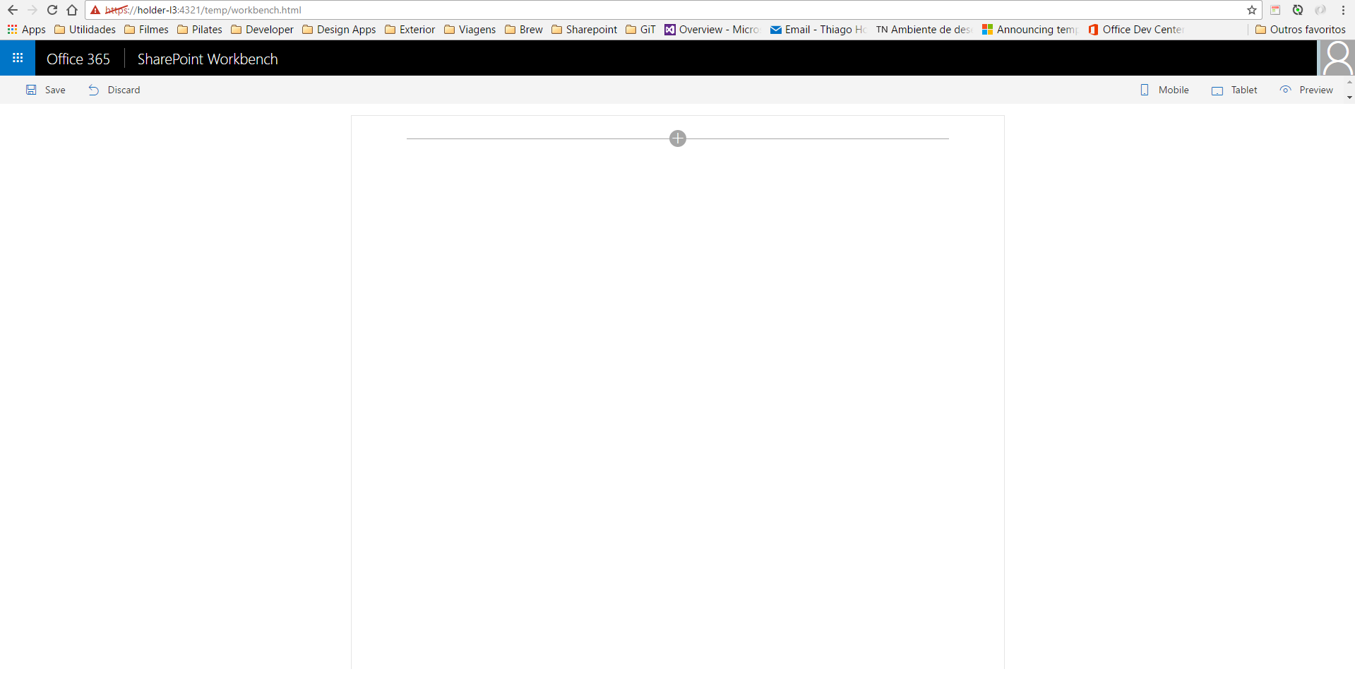 Simulador de WebParts
