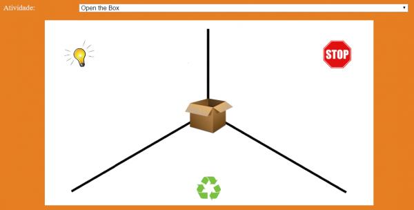 Atividade Open the Box