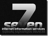 .Net Unplugged rodando agora em IIS 7!