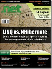 Artigo de Testes unitários com Mocks na .Net Magazine