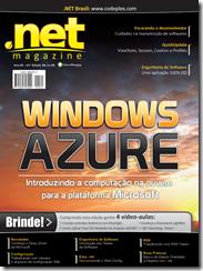 Windows Azure na .Net Magazine 61