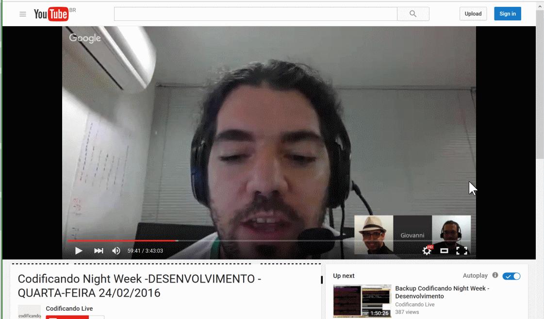 Slides e Vídeo da palestra ASP.NET Core com Linux, Docker e Azure
