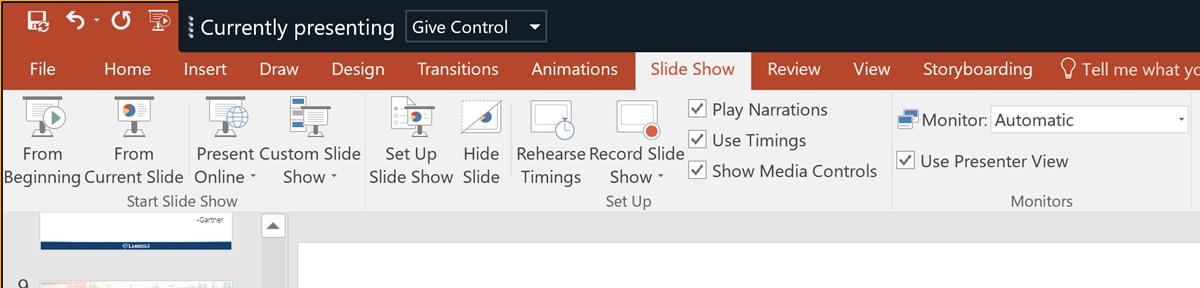 Como exibir apresentações do PowerPoint num único monitor