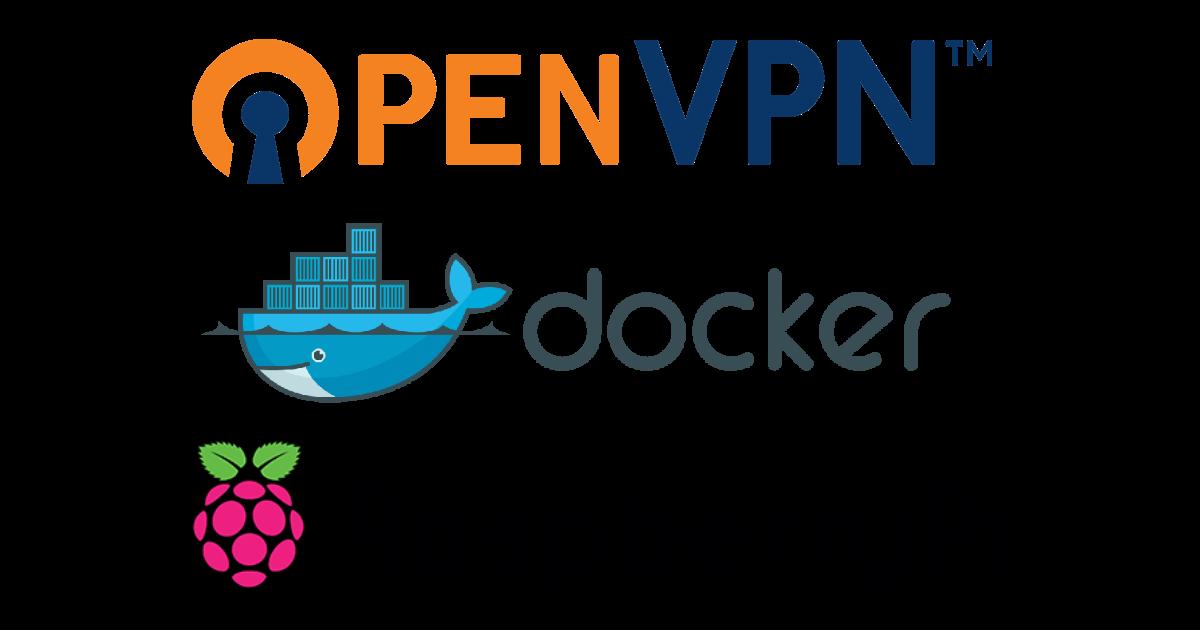 OpenVpn rodando com Docker no Raspberry Pi