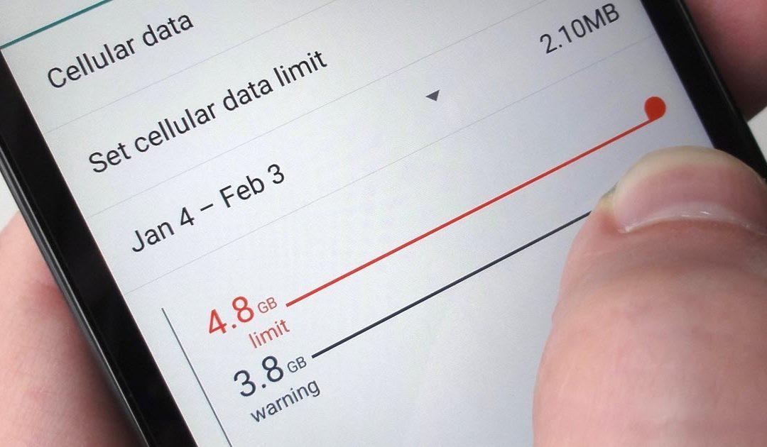 Evite que o Windows 10 acabe com a franquia de dados do seu celular