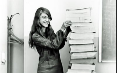[Mulheres da Ciência] Margaret Heafield, missão Apollo 11