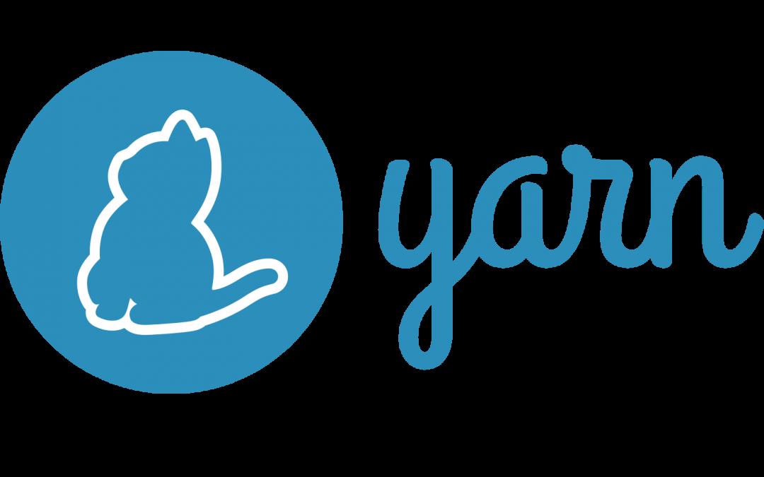 Yarn, segundas impressões, 7 meses depois