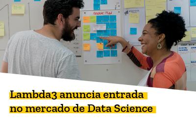 Lambda3 entra para o mercado de Data Science com aquisição da NGR Solutions