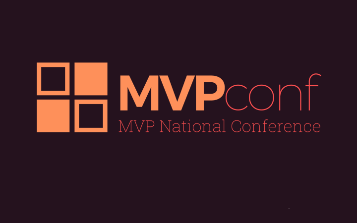 Slides das palestras do MVPConf