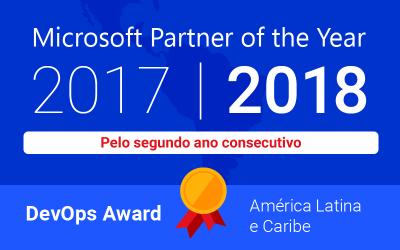 Lambda3 reconhecida como Partner of the Year 2018 pela Microsoft