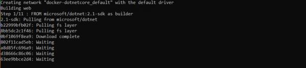 Utilizando Docker em Testes de Integração