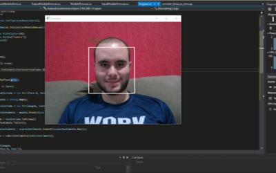 Análise de Sentimento com OpenCV e ML.NET