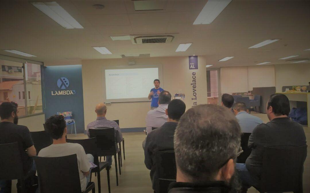 Lambda3 e GetUp Cloud promovem evento sobre Kubernetes
