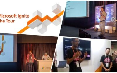 Lambda3 promove palestras durante Microsoft Ignite – The Tour São Paulo