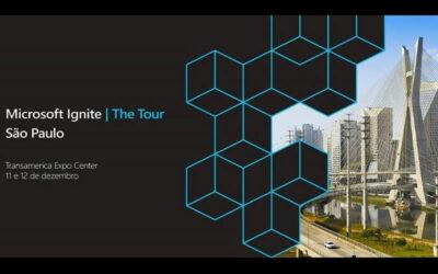 Slides das palestras sobre Microsserviços e Kubernetes/Helm/Terraform no Ignite the tour São Paulo