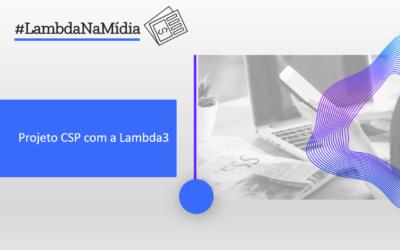 Projeto CSP com a Lambda3