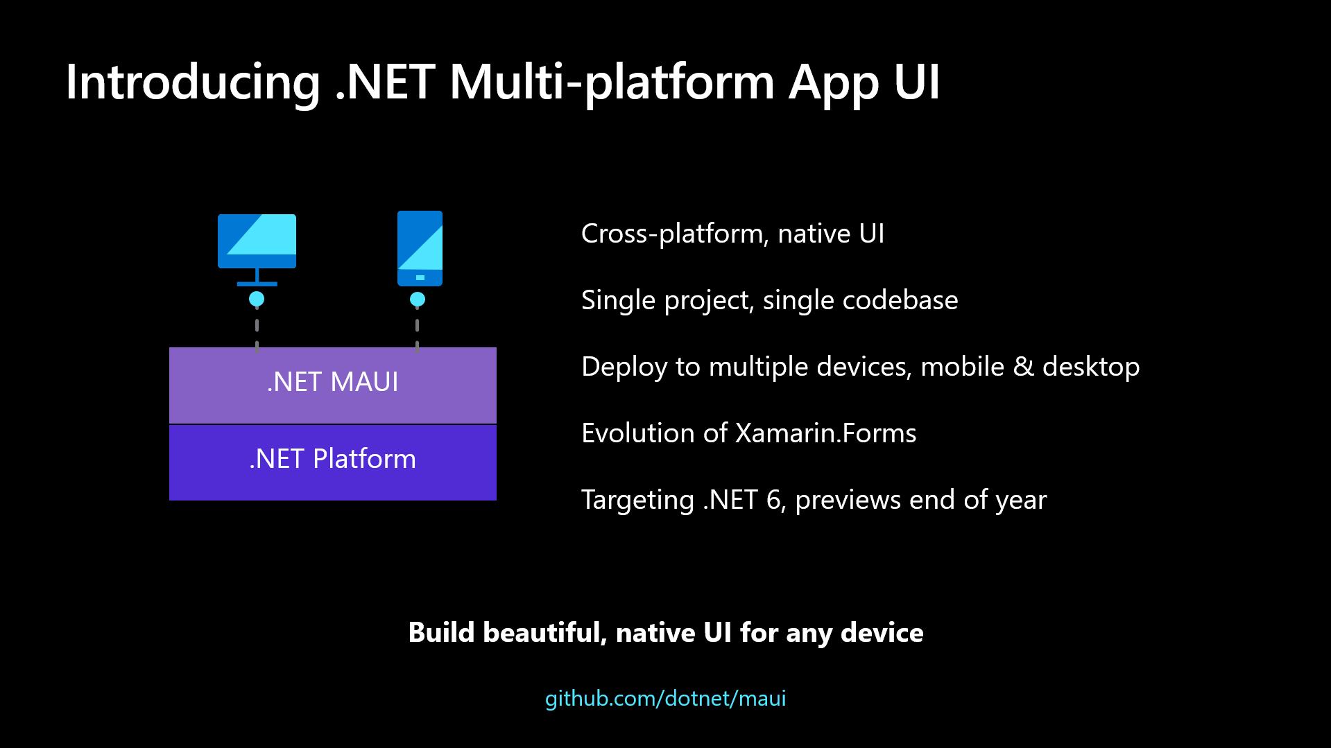 introdução ao .NET MAUI