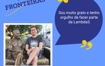 Lambda Sem Fronteiras | Conheça Igor Hideki do Time de Desenvolvimento